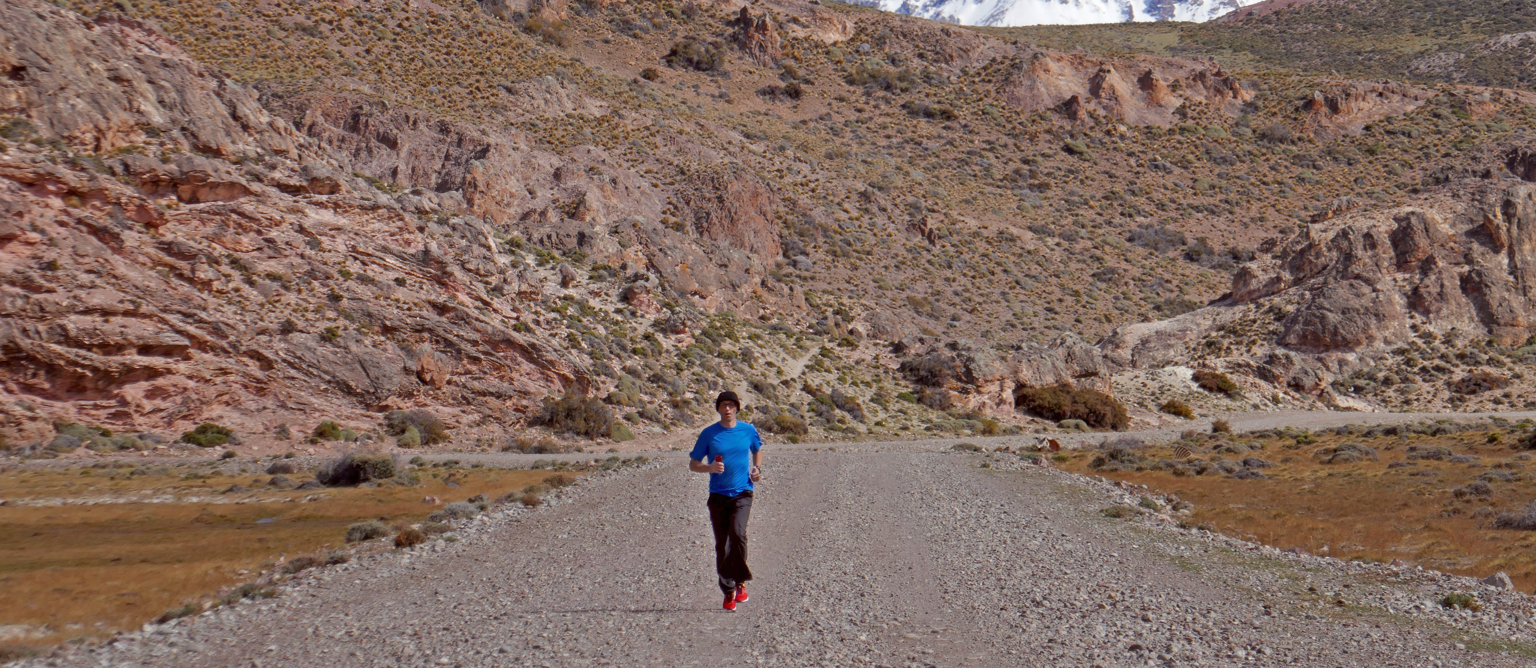 Running - a path to health